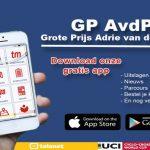 NIEUW! de app GP Adrie van der Poel