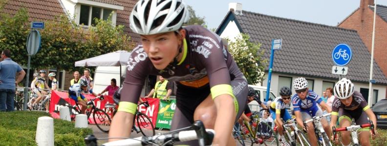 KNWU wielerwedstrijden Calfven