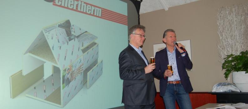 Nieuw driejarig contract met IKO/Enertherm als hoofdsponsor